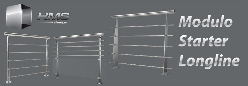 catalogue modulo starter longline pour piscine, terrasse, escalier, balcon